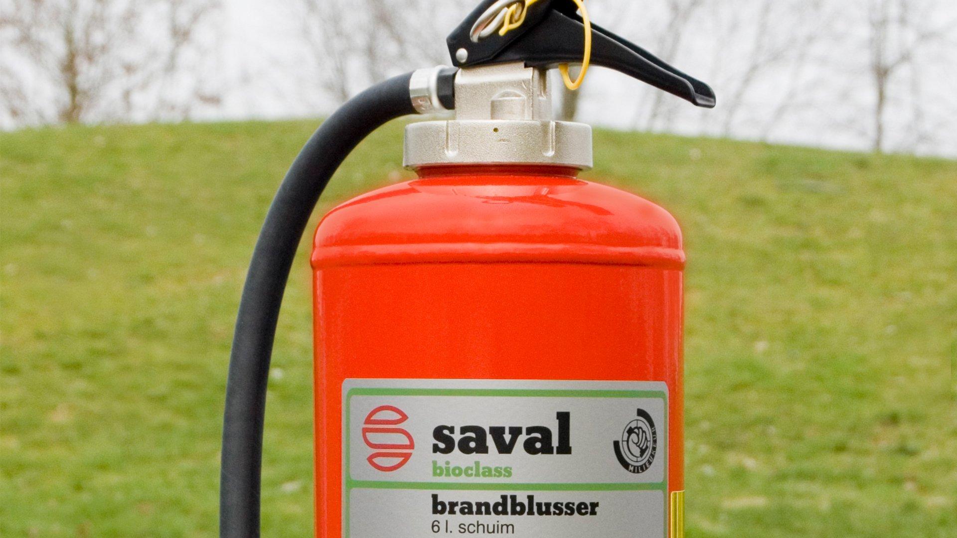 Duurzame brandblussers