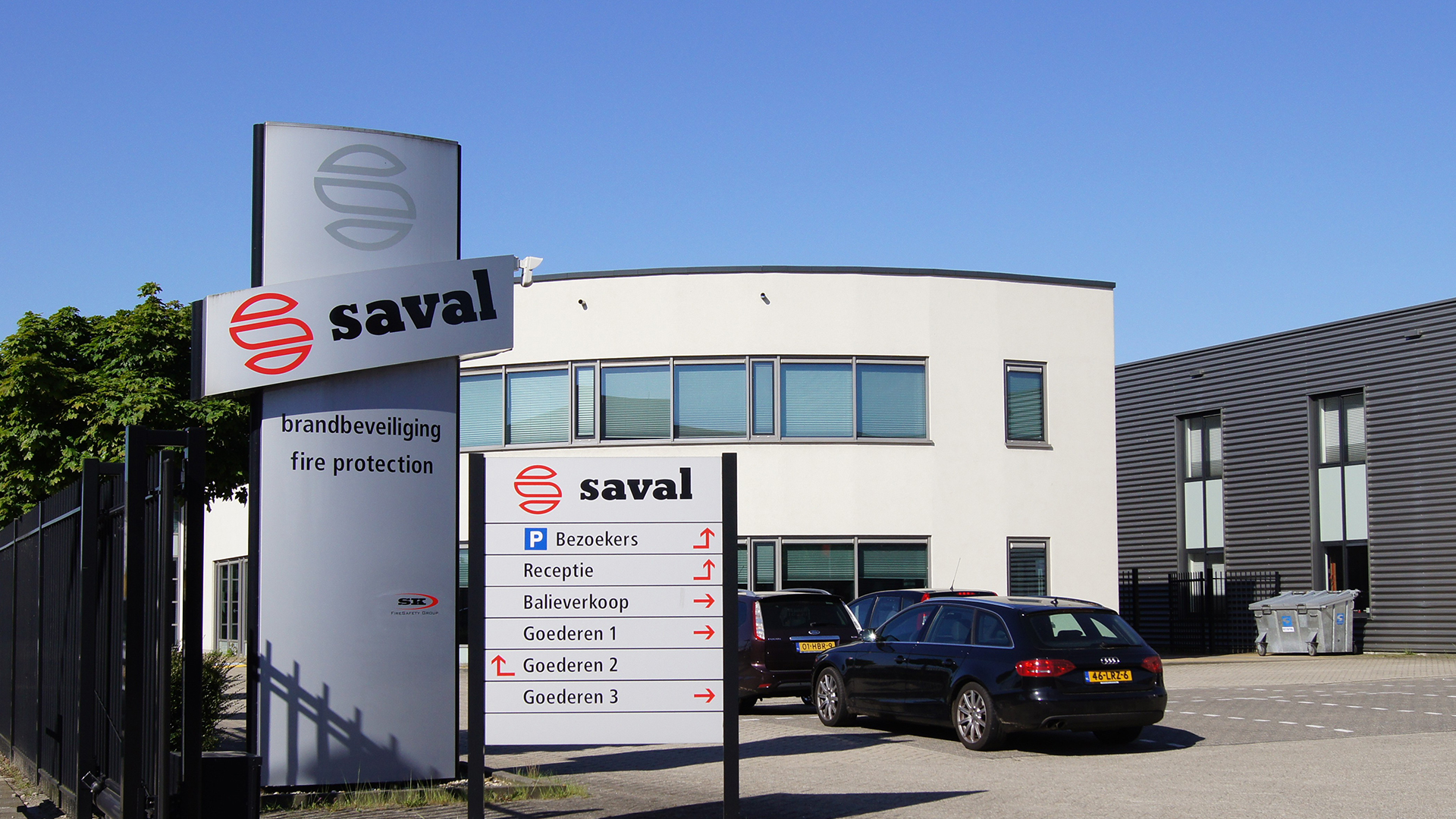 Saval hoofdkantoor