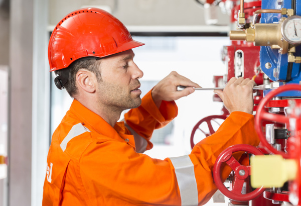 Onderhoud sprinkler installatie