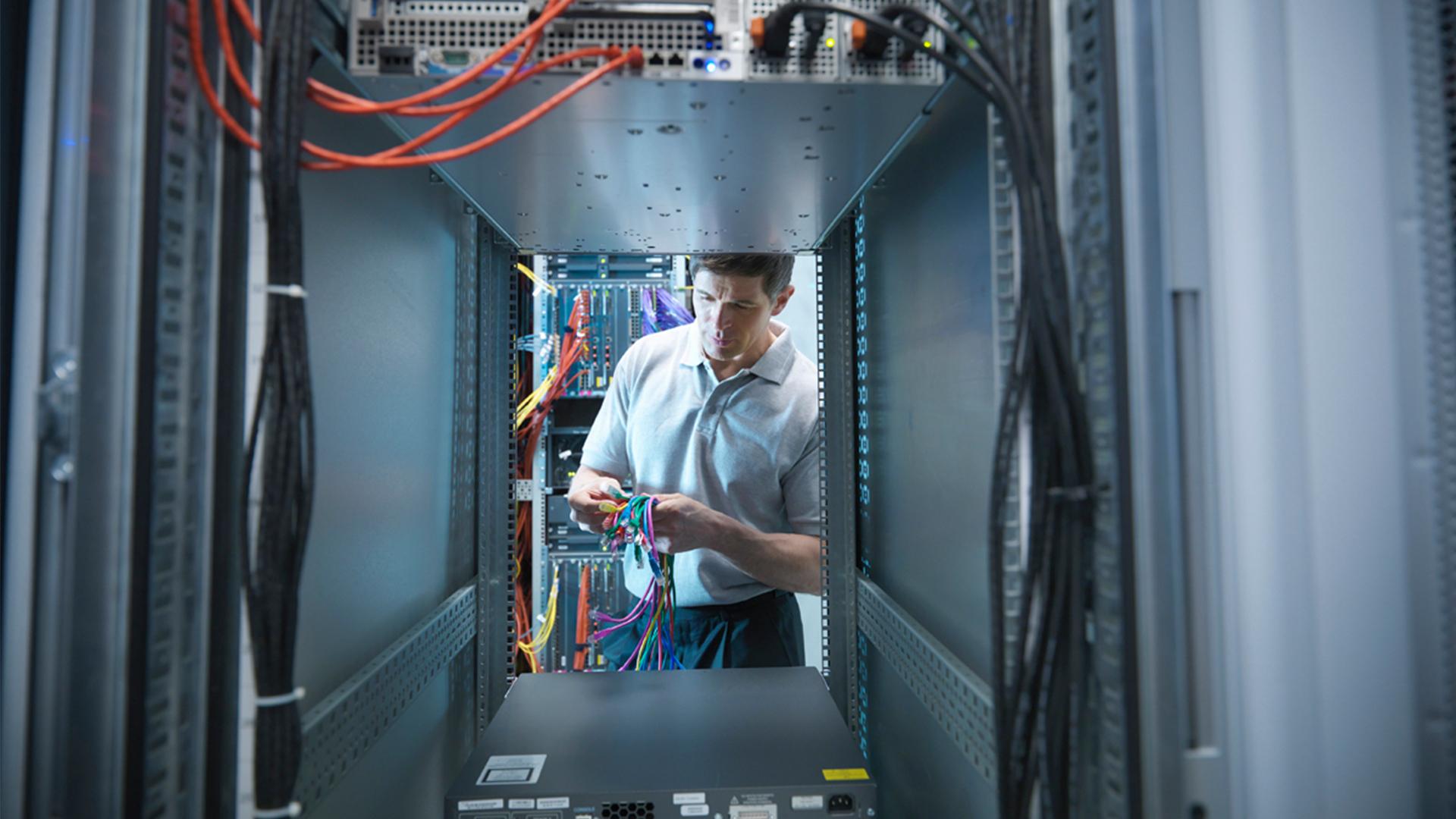 Energy, Data & Telecom