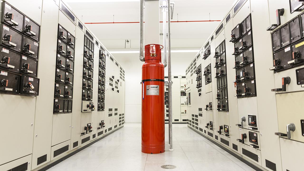 Novec 1230 Extinguishing Gas Novec 1230 Extinguishing
