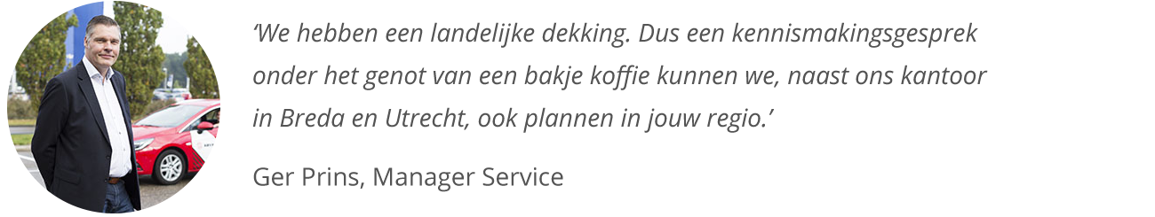Servicetechnicus brandbeveiligingsinstallaties (landelijk)