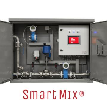 SmartMix® schuimmengsysteem