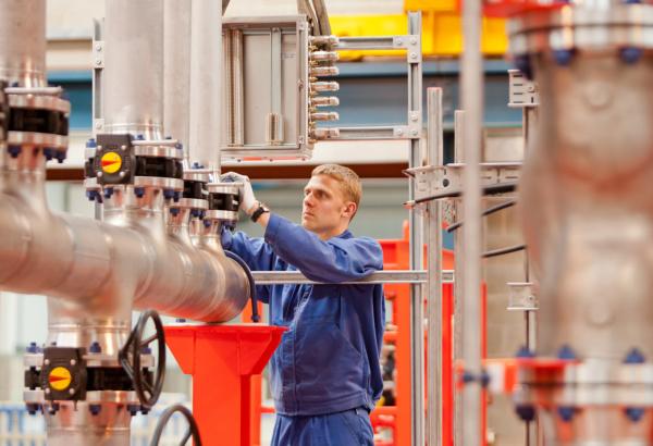 Technisch commercieel projectleider Kleine Werken & Service 1
