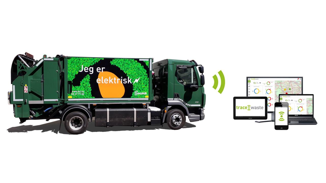 Automatische brandveiligheid producent voor de afvalverwerkende industrie 1