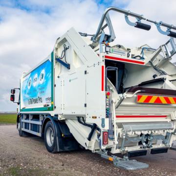 Brandveiligheid bij producent voor de afvalverwerkende industrie