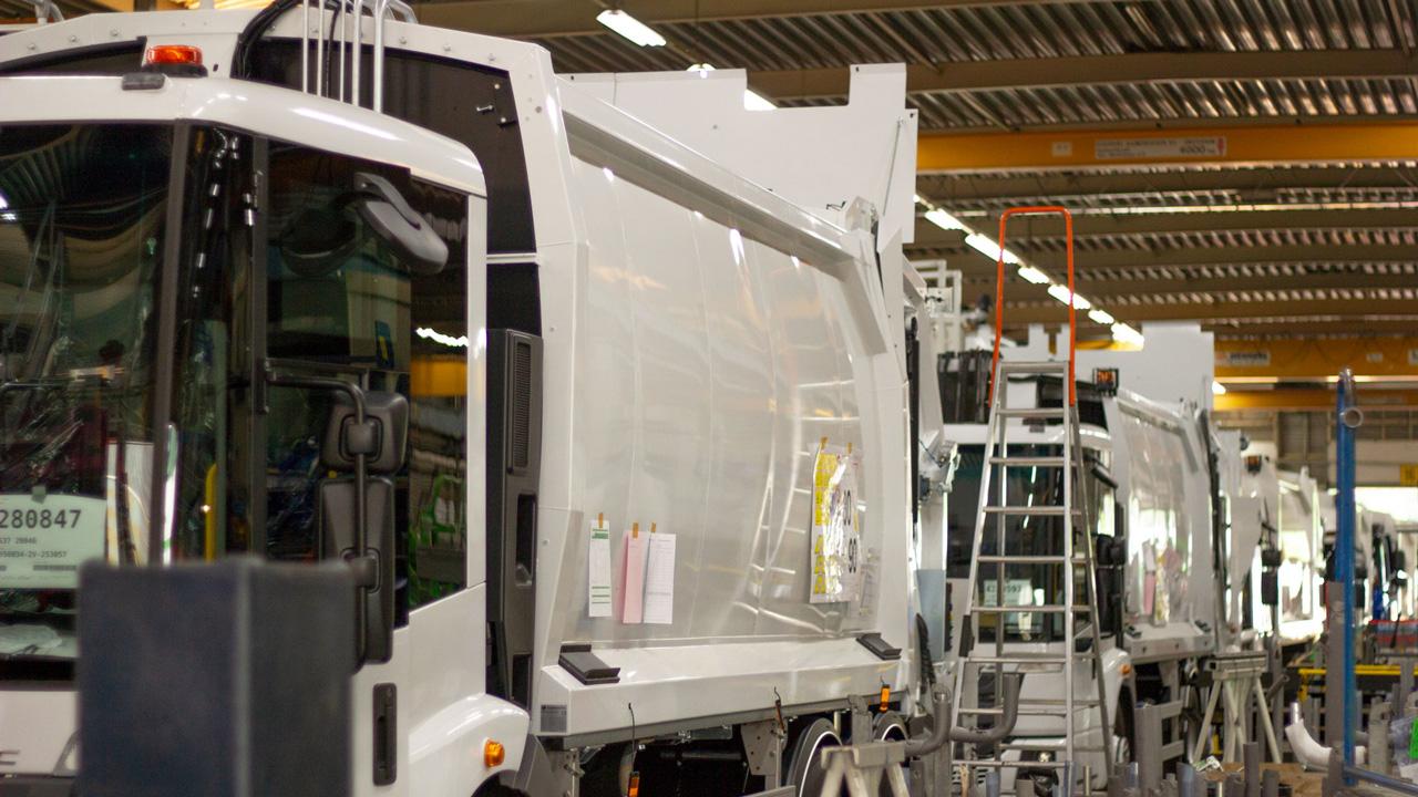 Brandveiligheid van leverancier afvalinzameling- en transport 8