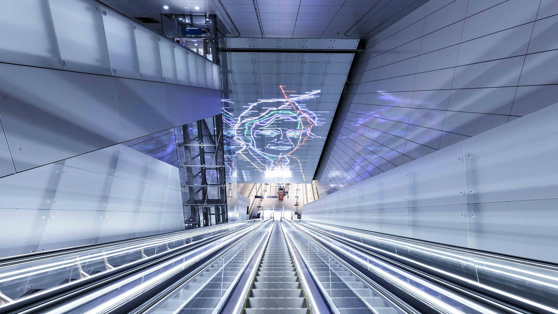 Gecertificeerde blusgasinstallaties voor de nieuwe Noord/Zuidlijn Amsterdam 1