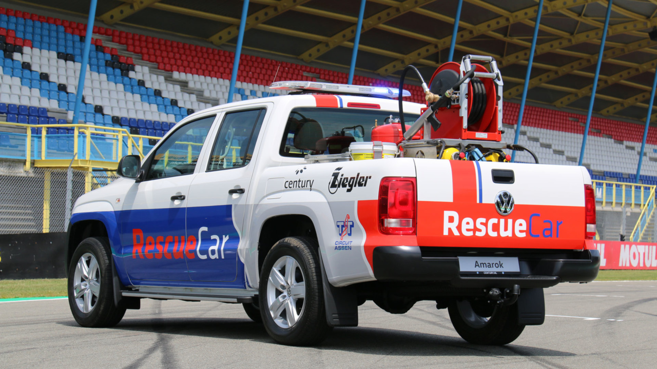 Rescue Car TT circuit Assen 5