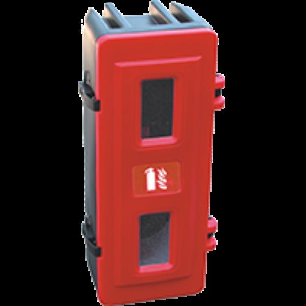 Fire extinguisher cabinet