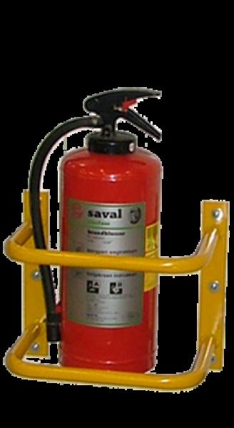 Fire extinguisher guard