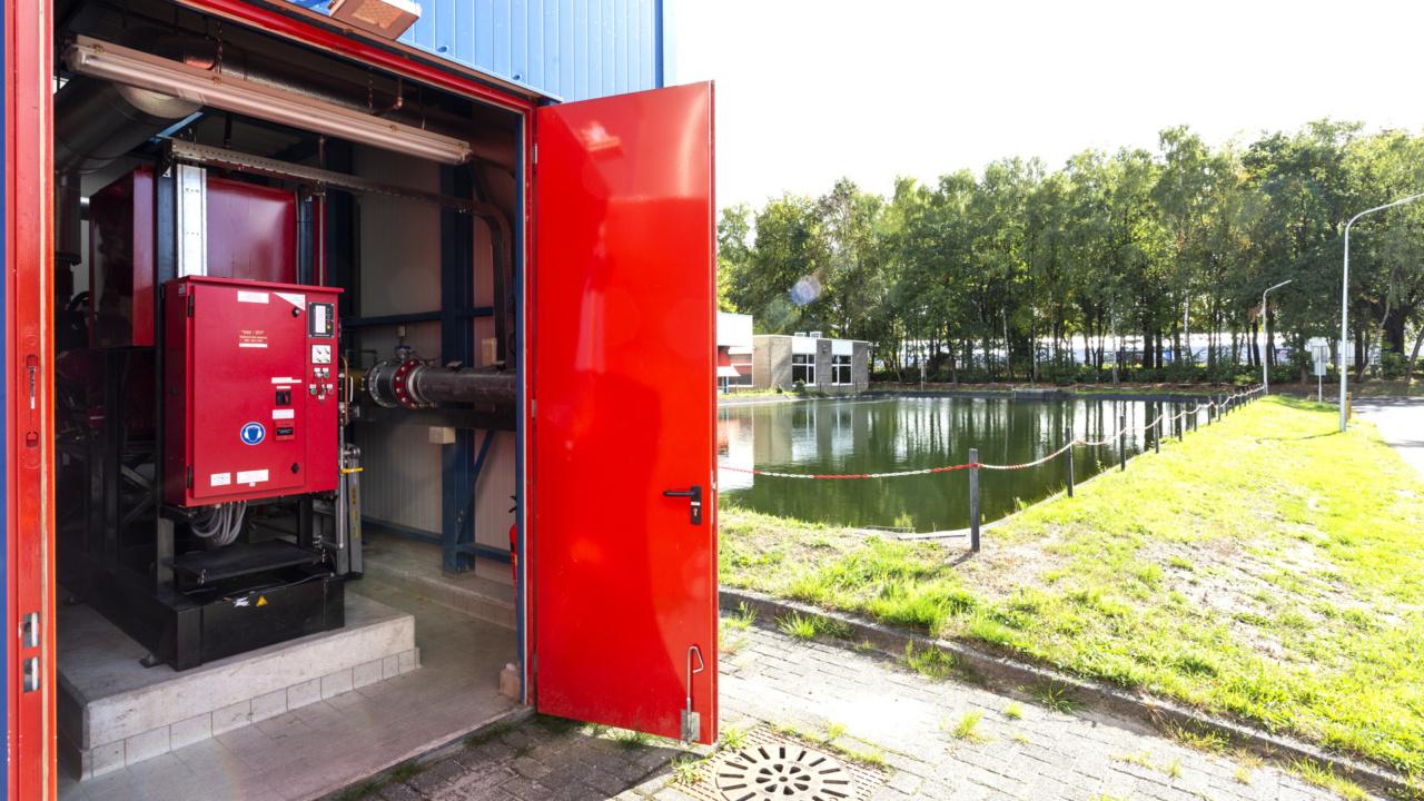 Brandveiligheid folieproducent gewaarborgd met inspectiecertificaat 10