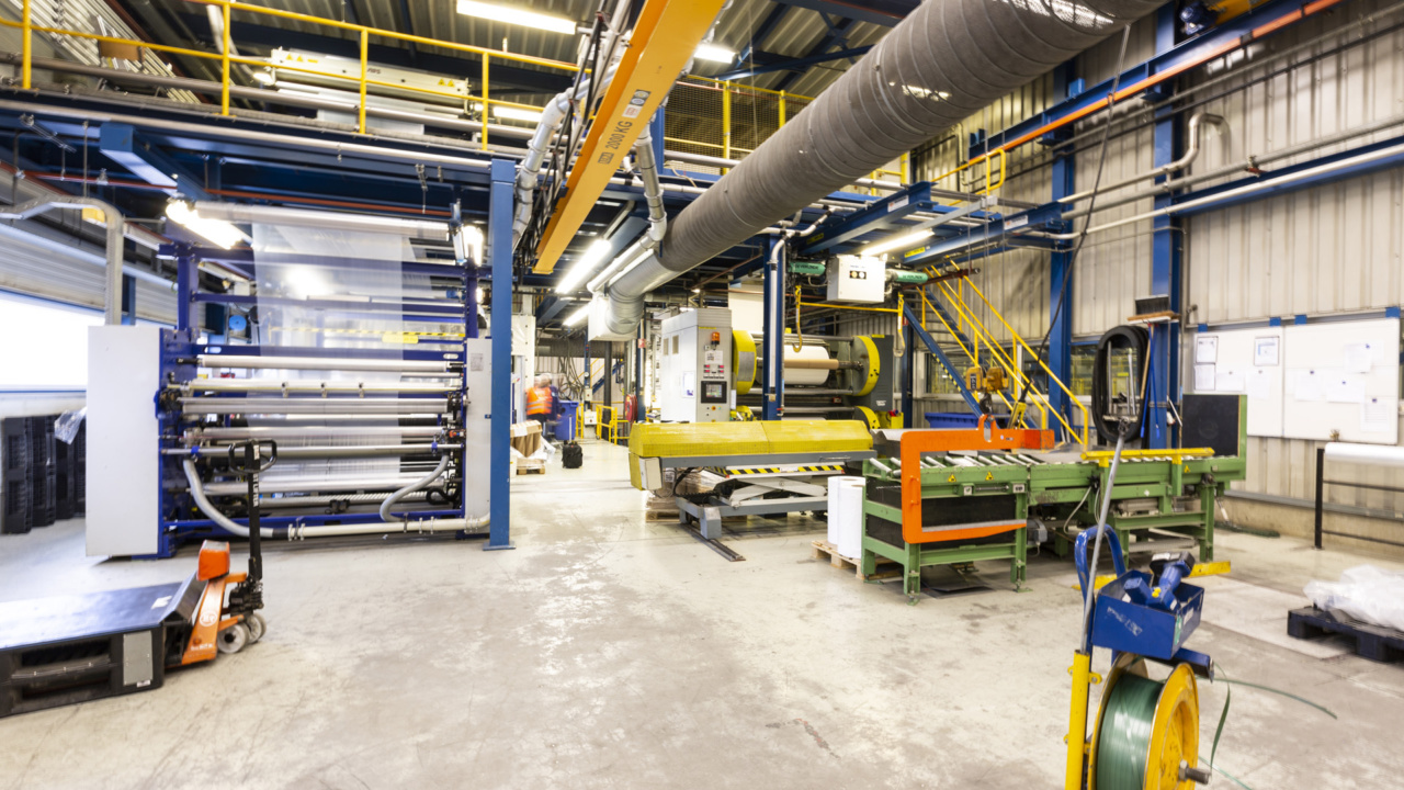 Brandveiligheid folieproducent gewaarborgd met inspectiecertificaat 14