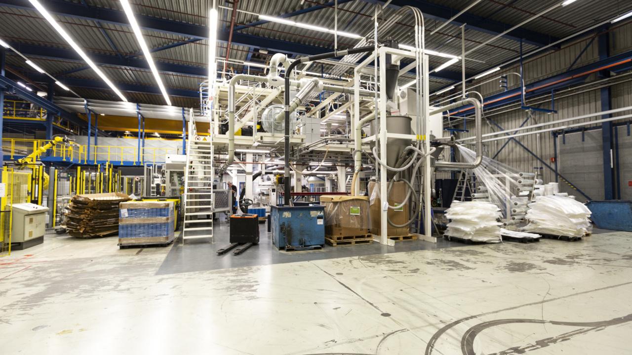 Brandveiligheid folieproducent gewaarborgd met inspectiecertificaat 15