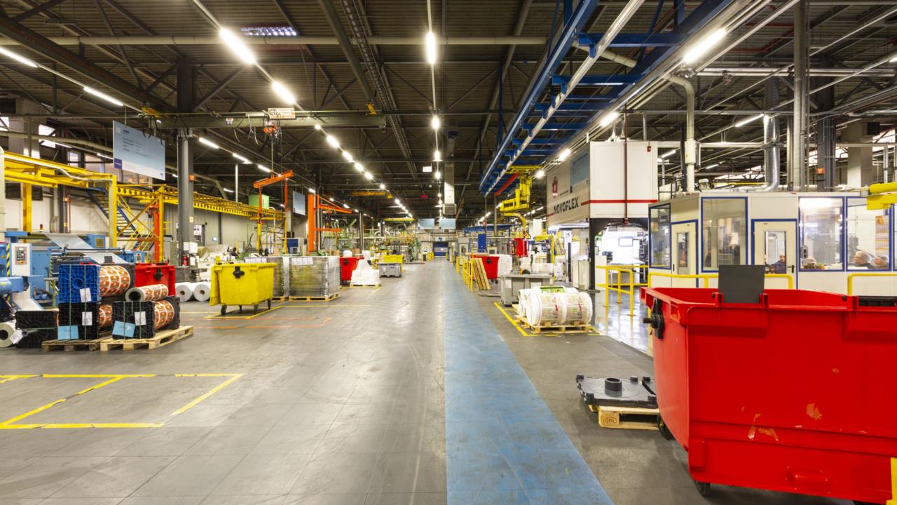 Brandveiligheid folieproducent gewaarborgd met inspectiecertificaat 3