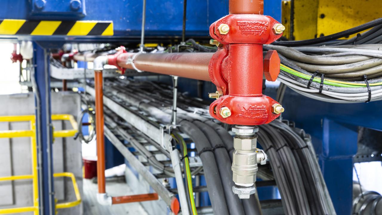 Brandveiligheid folieproducent gewaarborgd met inspectiecertificaat 7