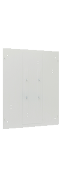 Achterwand voor opbouw haspelkasten