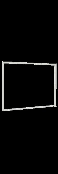 Sierrand voor opbouw haspelkasten