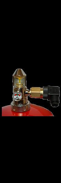 Reflex pressure switch