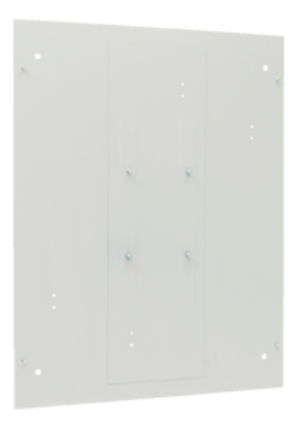Achterwand voor combinatiekast