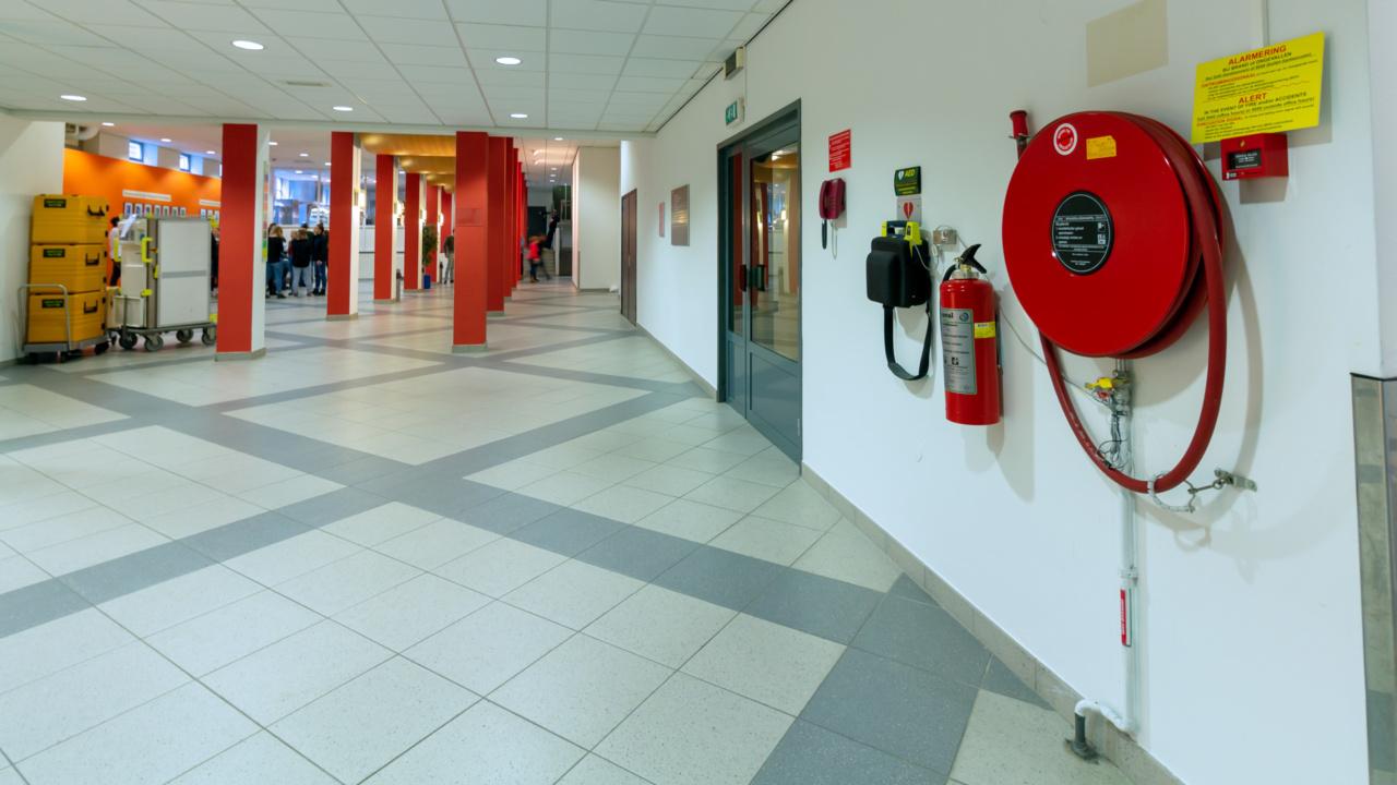 300 duurzame brandblussers voor Rijksuniversiteit Groningen 11