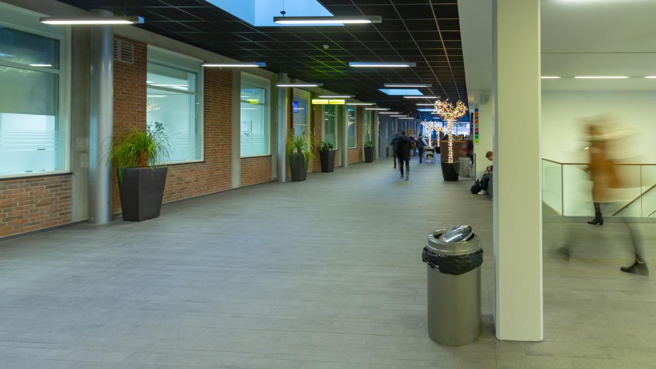 300 duurzame brandblussers voor Rijksuniversiteit Groningen 4