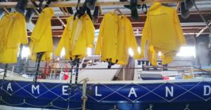 Reddingsboot Ameland
