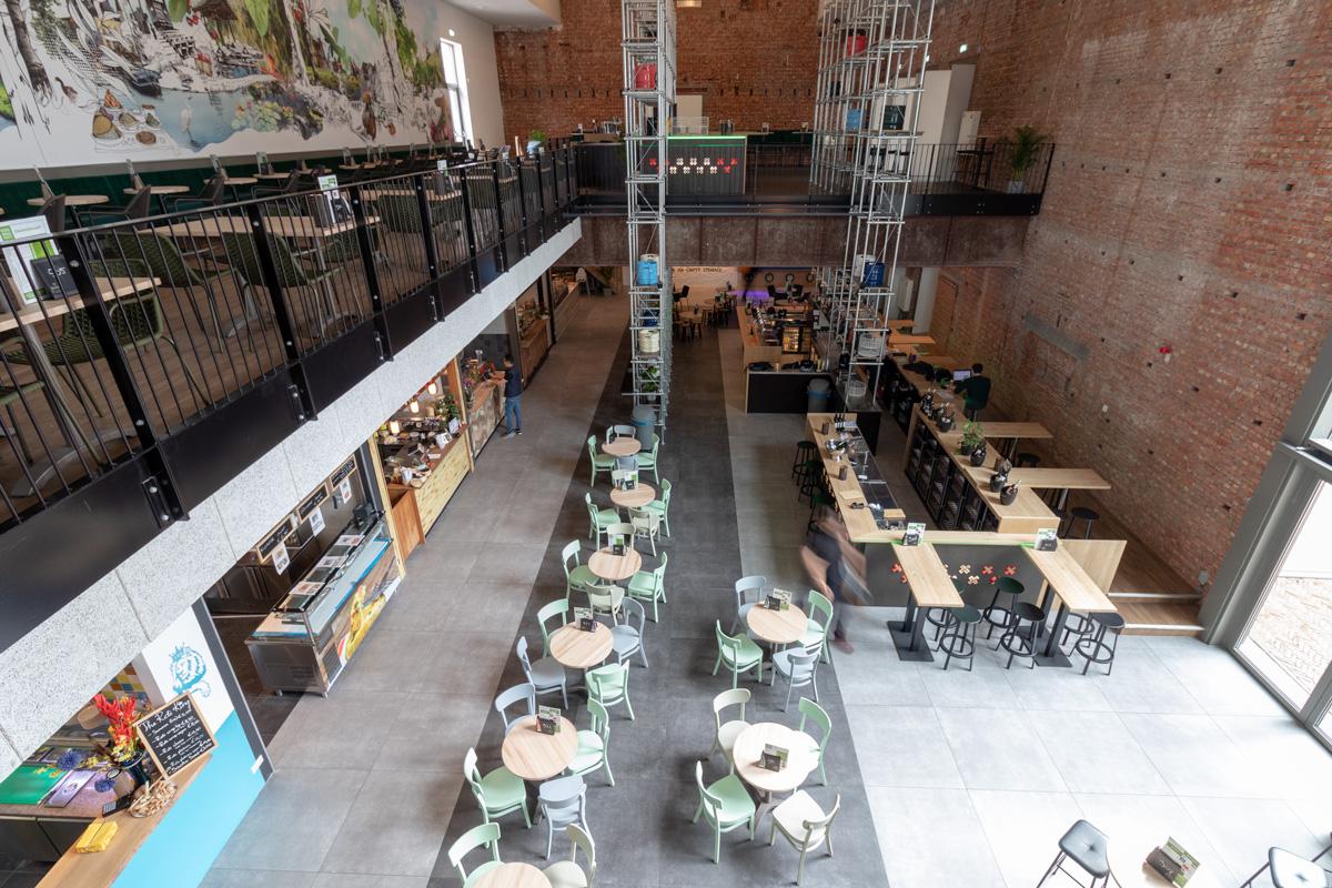 Foodhall Breda kiest voor brandbeveiliging van Saval 3