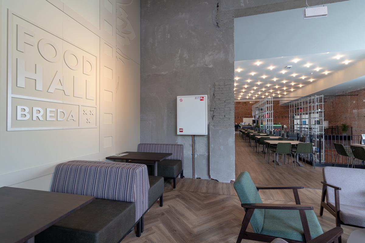 Foodhall Breda kiest voor brandbeveiliging van Saval 4