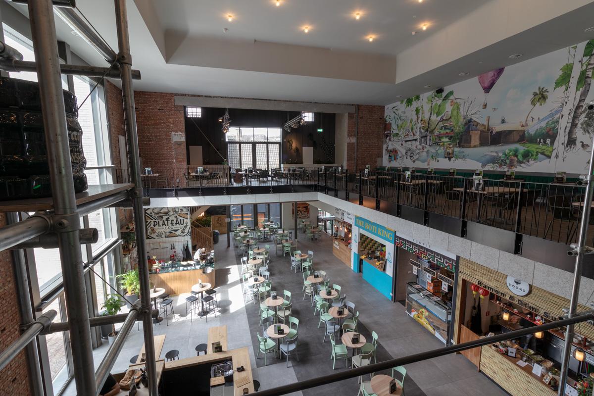 Foodhall Breda kiest voor brandbeveiliging van Saval 5