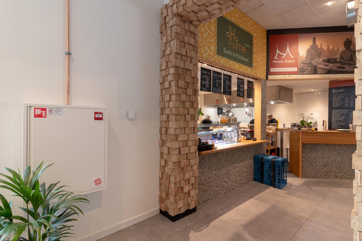 Foodhall Breda kiest voor brandbeveiliging van Saval 6