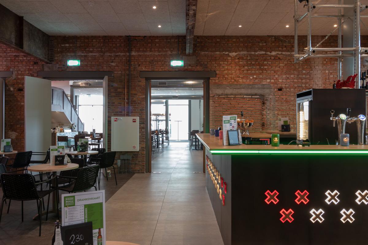 Foodhall Breda kiest voor brandbeveiliging van Saval 7