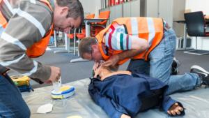 Op maat gemaakt BHV opleidingstraject voor 150 beveiligingsmedewerkers 9