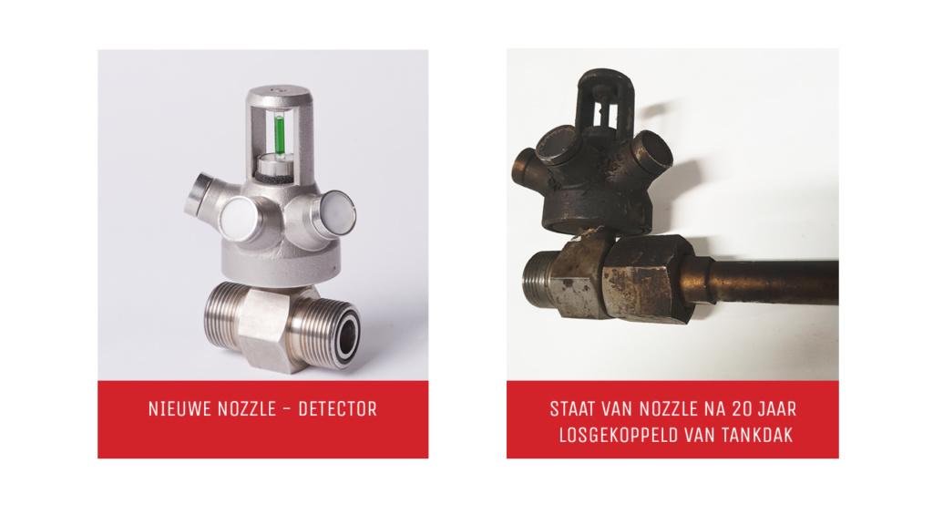 Brandbeveiliging voor opslagtanks: bewijs dat het saval cfi rim seal systeem werkt 2
