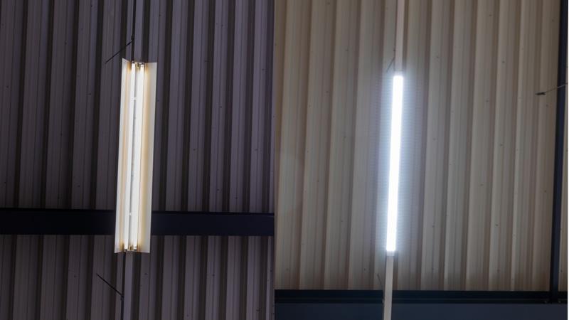 Van TL naar LED