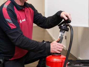 Het nut van het onderhoud op brandblussers 1