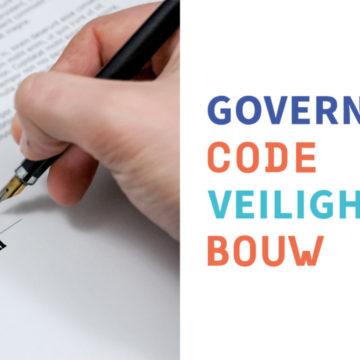 Saval ondertekent De Governance Code Veiligheid in de Bouw 2