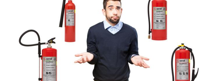 Welke blusmiddelen gebruik je op welke brand?