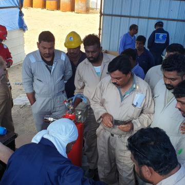 Training op maat in Koeweit: CFI RIM Seal Protection systemen installeren 3