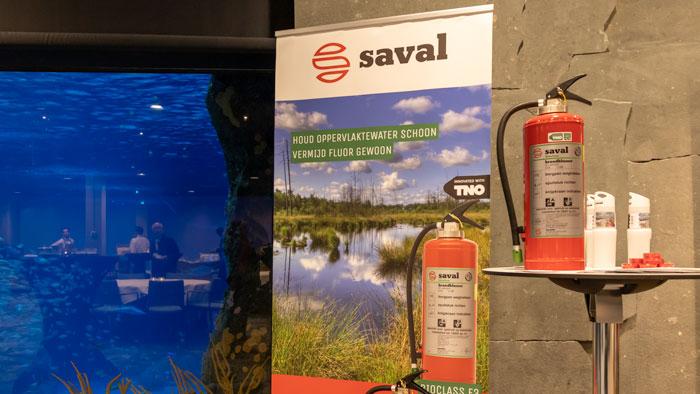Saval aanwezig op Green Key event 2020