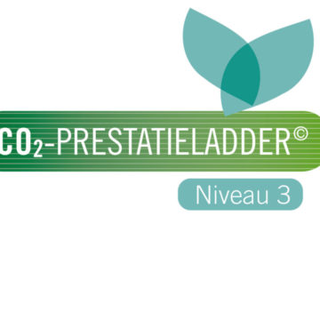 Saval certified for Level 3 CO₂ Performance Ladder