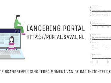 Saval Portal maakt je brandbeveiliging online inzichtelijk