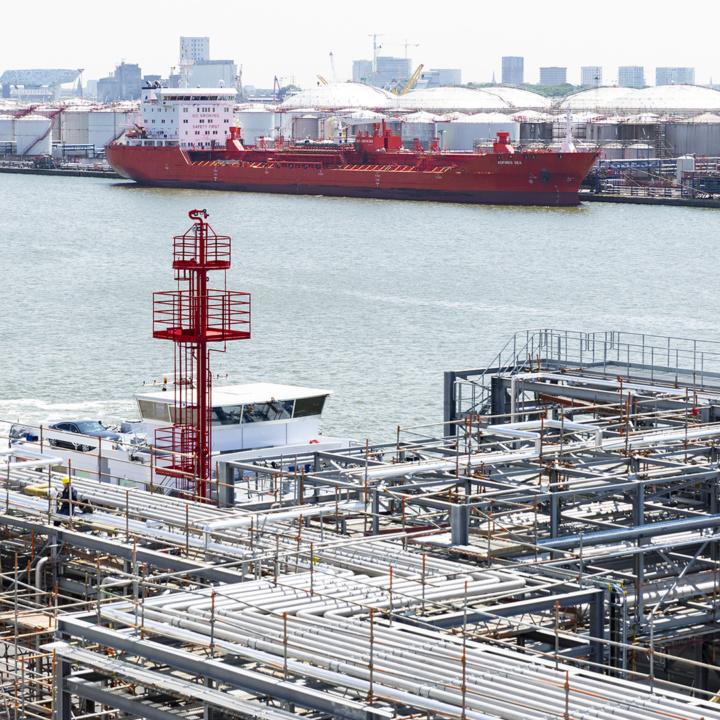 Uitbreiding Noord Natie Terminals met een volledig brandveiligheidsconcept 3