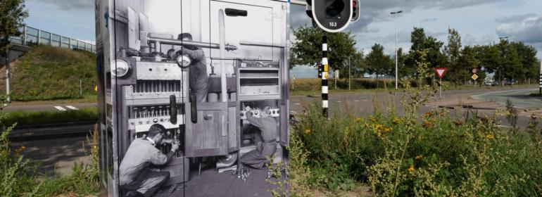 80 jaar oude Saval rookaanzuigsystemen in Breda - ss Rotterdam