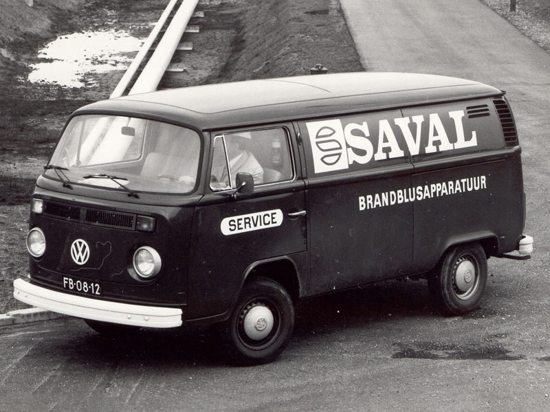 Waarom zou je je brandrisico toevertrouwen aan Saval? 1