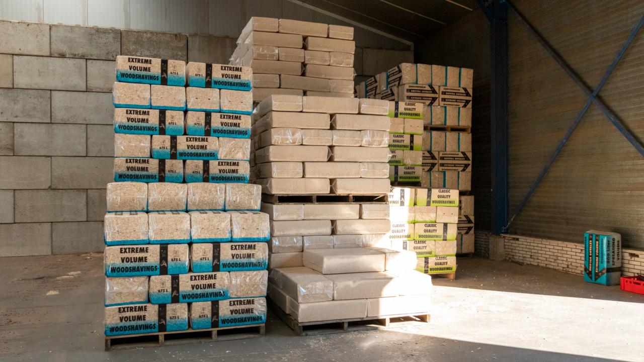 Automatische brandbeveiliging van schakelkasten bij houtverwerker 2
