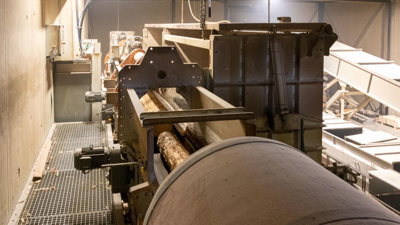 Automatische brandbeveiliging van schakelkasten bij houtverwerker 5