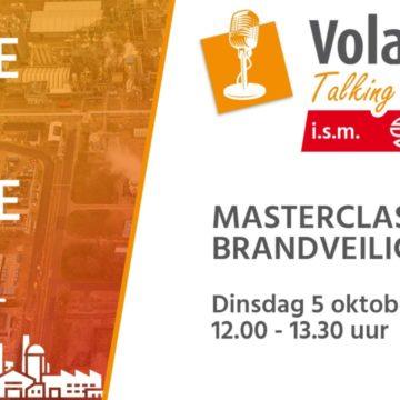 Save the Date! 5 oktober Volantis Talking Experts