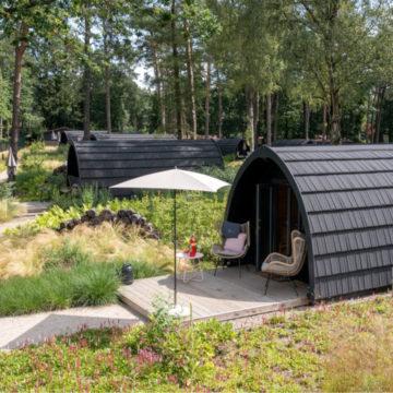 PFAS-vrije brandbeveiliging voor vakantiepark Kampinastaete 1