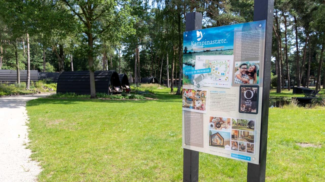PFAS-vrije brandblussers voor vakantiepark Kampinastaete 3